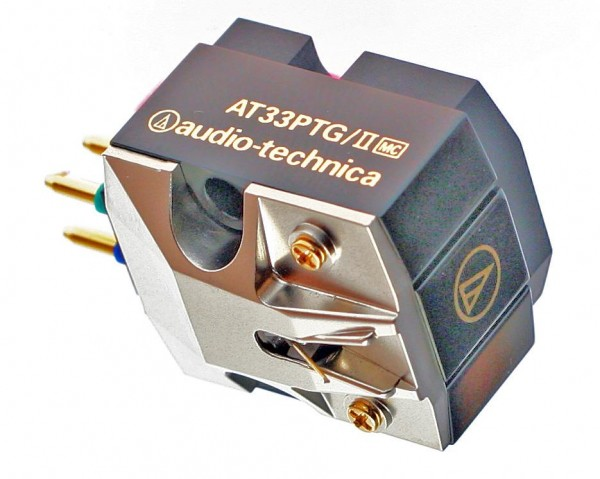 AudioTechnica AT 33 PTG-II