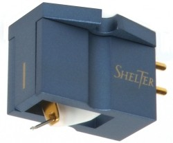 Shelter 301 II Moving Coil Tonabnehmer