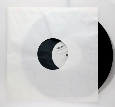 PHX Schallplatten-Innenhülle 33 aus Papier