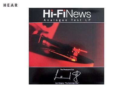 Hi-Fi News Testschallplatte