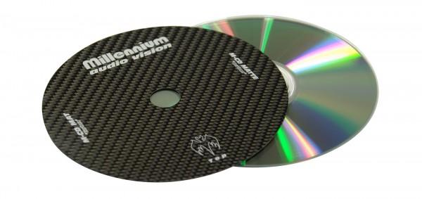 Millenium Carbon CD Auflagematte