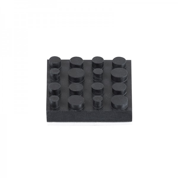 Dynavox quadratisch Antivibe Geräte- und Boxenfüße