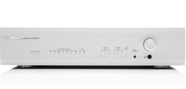 Musical Fidelity M6s DAC