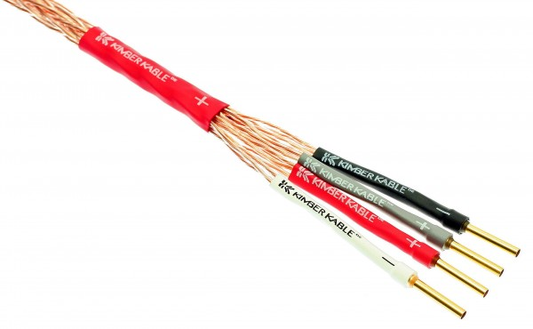 Kimber Kable 8 TC All Clear BI-Wiring