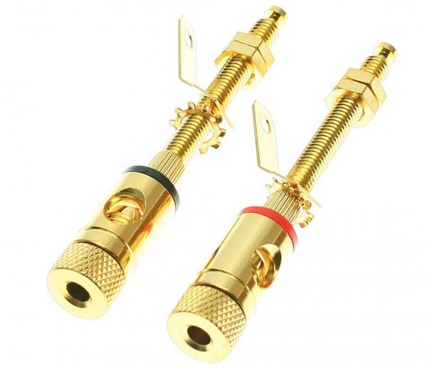 PHX Einbaupolklemme Lautsprecher