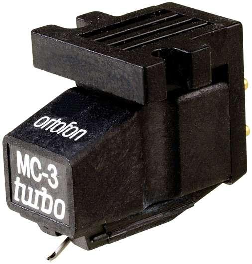 ORTOFON MC-3 TURBO - Wide Screen Audio