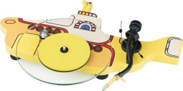 Pro-Ject The Beatles Yellow Submarine