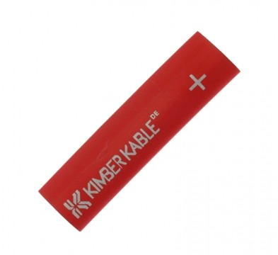 Kimber Schrumpfschlauch Large Rot
