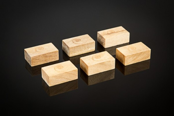 Cardas Myrtle Wood Blöcke