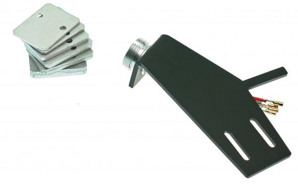 Porte cellule lenco pour platines b 52 b 55 l 72 l 75 for Porte cellule thorens tp 60