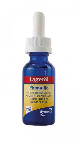 Dynavox Lageröl Phono-80